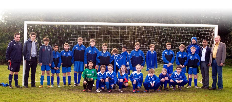 Chiseldon Team Photo